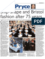 Worcester 75 Th Birthday Paper