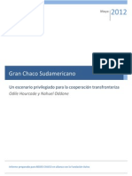 Gran Chaco Sudamericano de Odile Hourcade y Nahuel Oddone