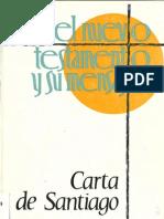 Knoch, Otto - Carta a Santiago