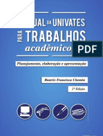 Manual Univates 2012