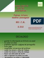 normasparalasaladeinformatica1-120211112819-phpapp02