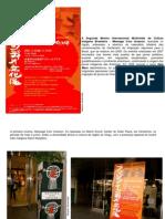 Segunda Mostra Intenacional Multimidia de Cultura Indigena Brasileira 2007