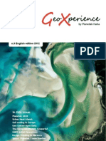 GeoXperience n. 9 - 2012 English Edition