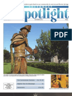 October 2012 - Southwest Spotlight Newspaper
