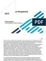 IBM Business Perspective 0912[1]