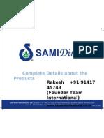 SamiDirect Products
