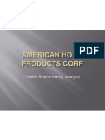 Americanhomeproducts