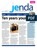 Agenda News Issue 1
