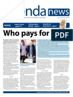 Agenda News Issue 10