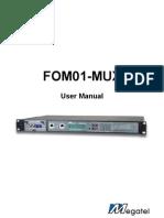 Megatel MUX Manual