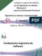 Etapas de Desarrollo de Software