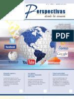 Revista científica Perspectivas desde la Ciencia. Marzo / 2011