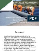 Geosinteticos Para Pavimentos