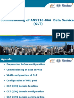 3.Commissioning of AN5116-06A Data Service (OLT)