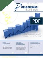 Revista científica Perspectivas desde la Ciencia. Mayo / 2011