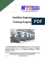 2009 Facilities Engineer Training Program Catalog