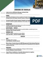 Programa Expo Bodegas 2012