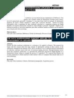 ArtigoDW-AplicadoaBibliotecas