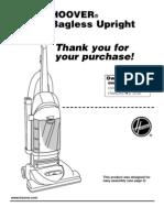 Hoover Vacuum 5150-900 Owner's Manual