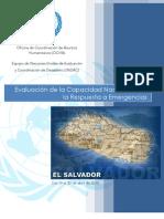 Informe UNDAC 2010 El Salvador