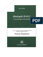 Rita Melillo, Dialoghi DOC con Manager di qualità, 1986, PPE,