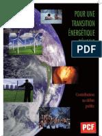 PCF Réseau Energie - Pour une transition énergétique réussie