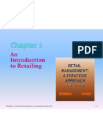 Introduction to Retailing 1