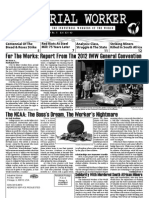Industrial Worker - Issue #1749, October 2012