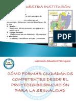 Institucion Educativa Faltriquera Presentacion Como Formar Ciudadanos Competentes