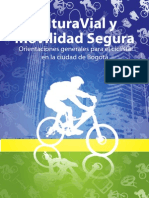 cartilla ciclistas