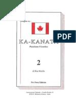 Rita Melillo, Ka-Kanata 2, 1993, PPE,Pp