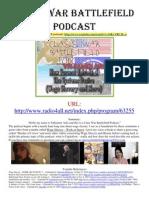 Class War Battlefield Podcast - New Format Episode 4 Poster