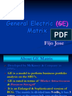 GE Matrix