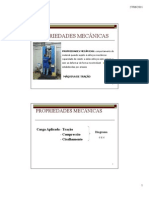 PROPRIEDADES MECÂNICAS2