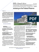 252 - U.S. Treasury Forclosing on the Federal Reserve Bank