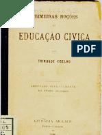 trindade coelho 1906_primeiras noções de educação cívica