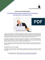 ADM 113 - Creación de Pequeña Empresa