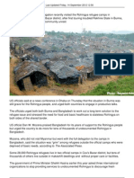 8017 Us Officials Tour Rohingya Camps in Bangladesh