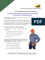 ADM 162 - Almacenamiento y Transporte de Sustancias Peligrosas