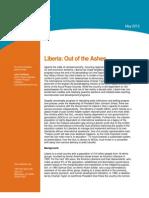 052212 InterAction Transition Report - Liberia