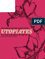 Utopiates - The Use and Users of LSD-25