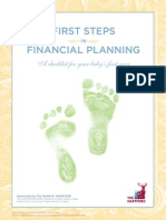 First Steps in Financial Planning