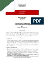 Direito Da Familia 119 Dia B 2012 2013(JorgeDuartePinheiro)