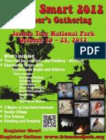 Climb Smart 2012 Poster #3