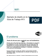 Ejemplo Redes WiFi
