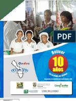 Revista Ondas Bolivar 2012