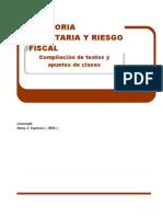 El Control Interno Tributario y El Riesgo Fiscal
