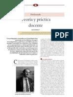 Teoria y Practica Docente