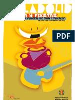 Programa Ferias Valladolid 2012