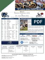 Week 5 - Rams vs. Cardinals